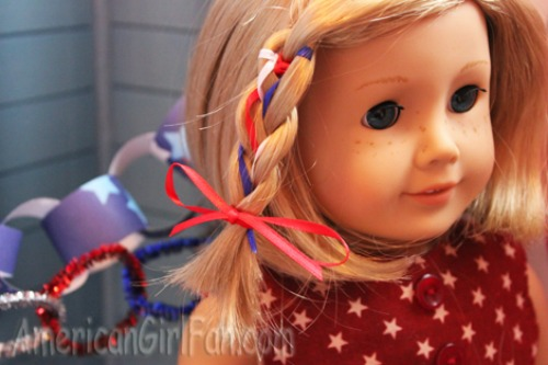 easy holiday hairstyles for dolls