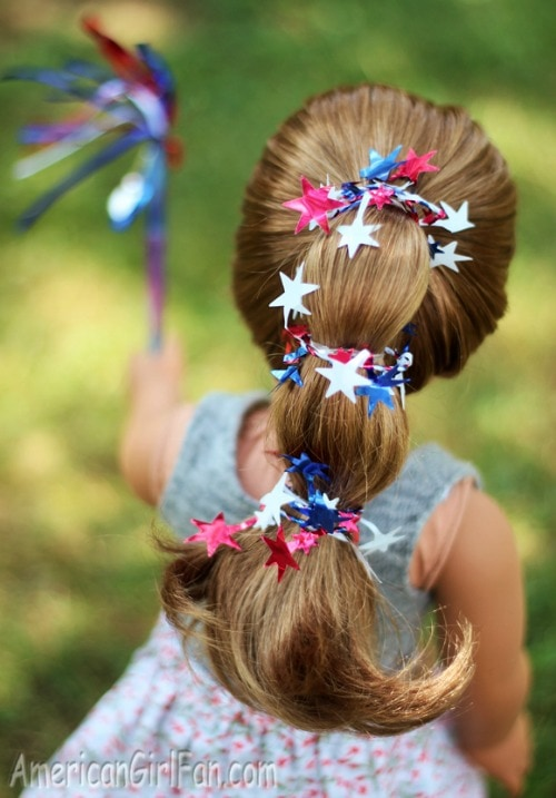 hair ideas for holidays for dolls