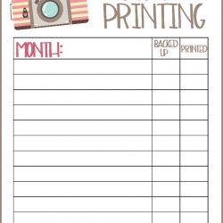 photo printing printable