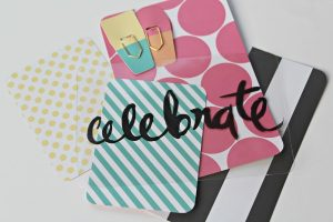 Project Life or Pocket Scrapbooking Monthly Kits