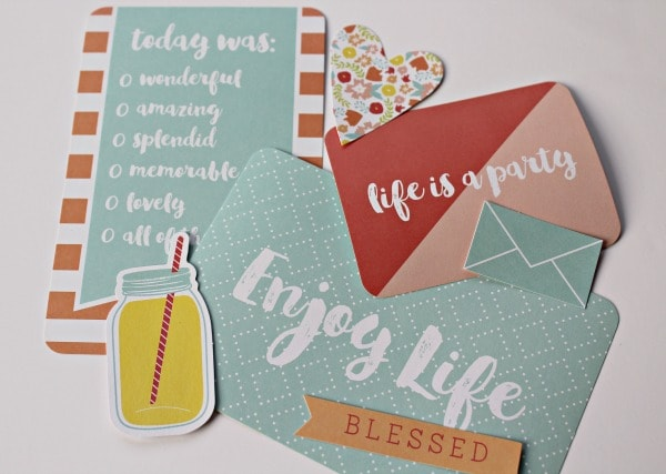pocket scrapbooking monthly kits