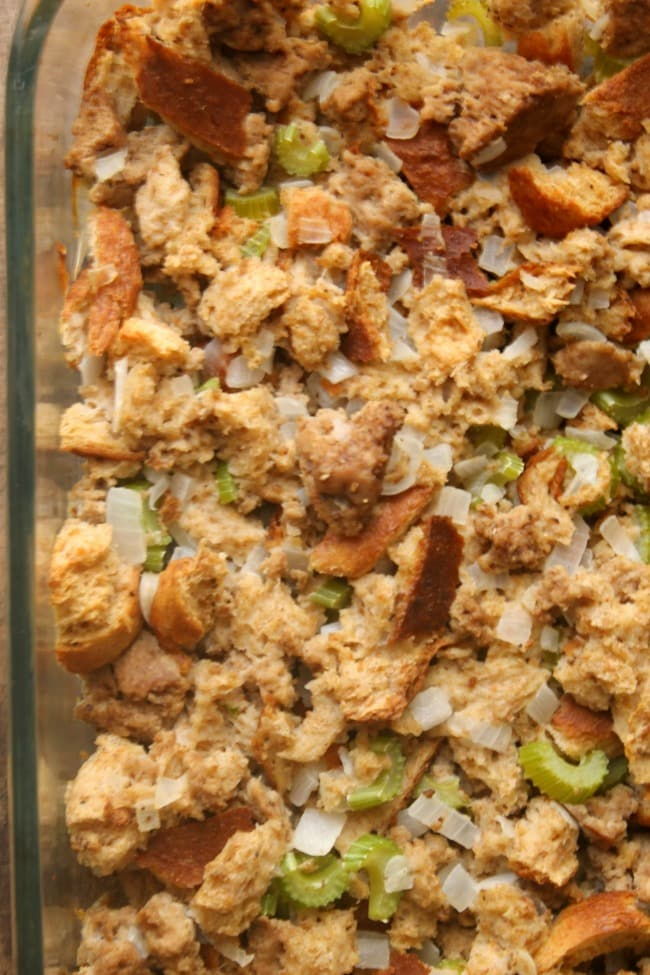 Weight Watchers Turkey Stuffing recipe