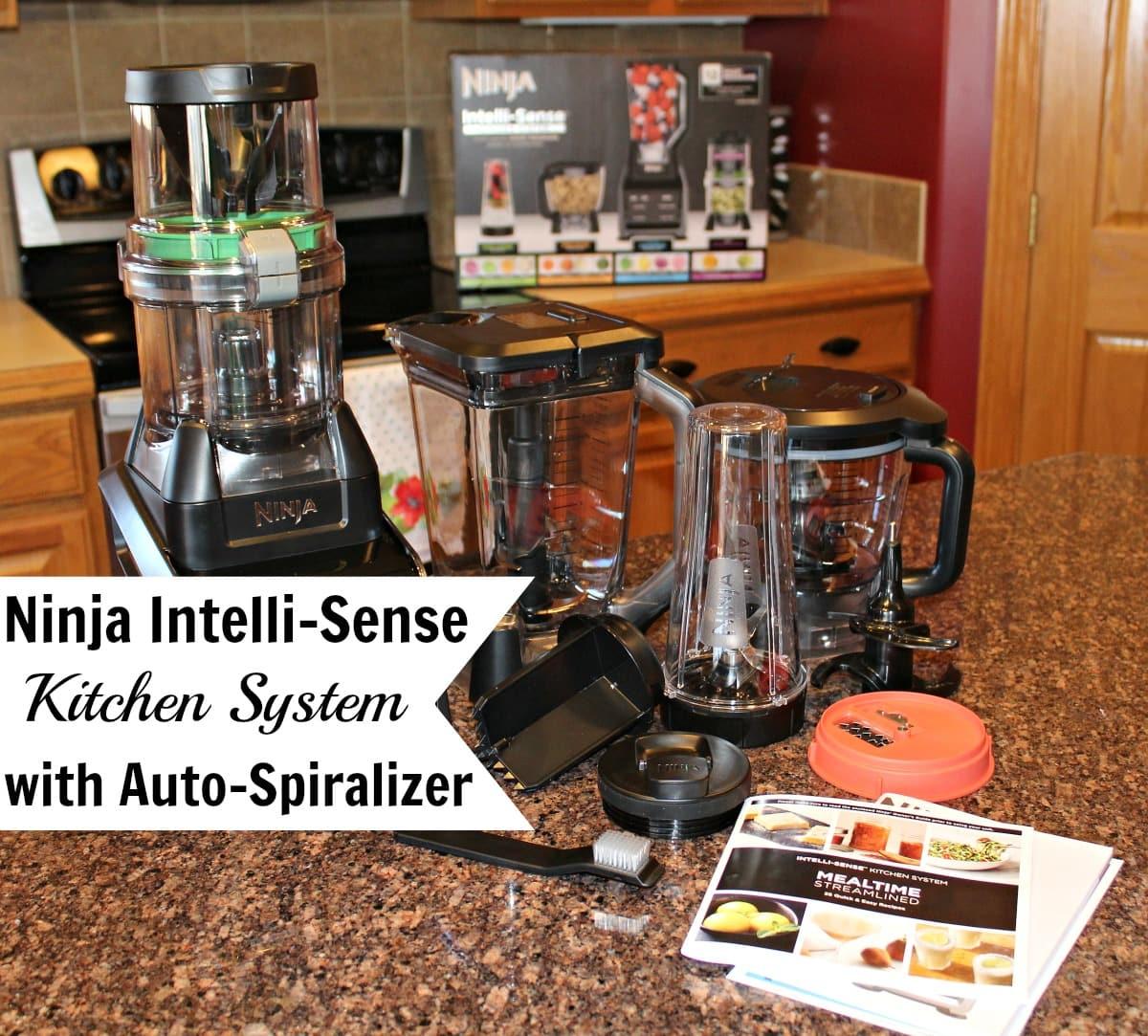 3 Family Friendly Uses For The Ninja Intelli-Sense Kitchen