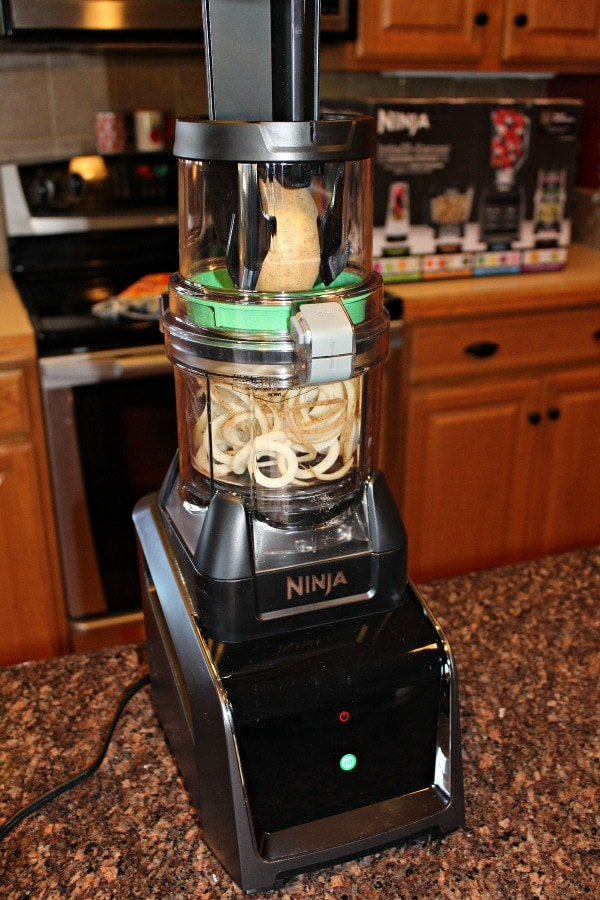family friendly uses for Ninja Intelli-Sense Kitchen System