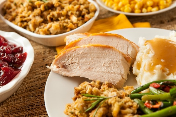 Tips for staying on plan during the holidays with Weight Watchers