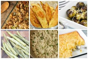 Weight Watchers Thanksgiving Side Dishes