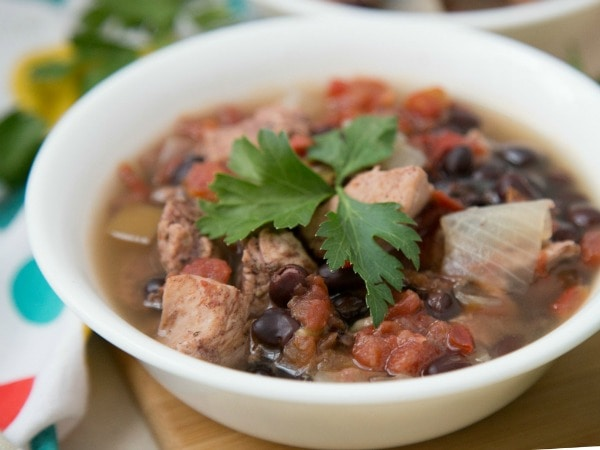 Weight Watchers Instant Pot Jerk Chicken Soup