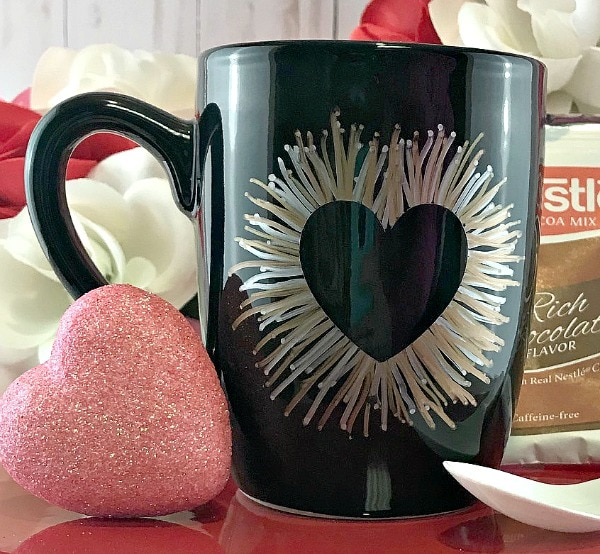 how to make a Sharpie mug craft