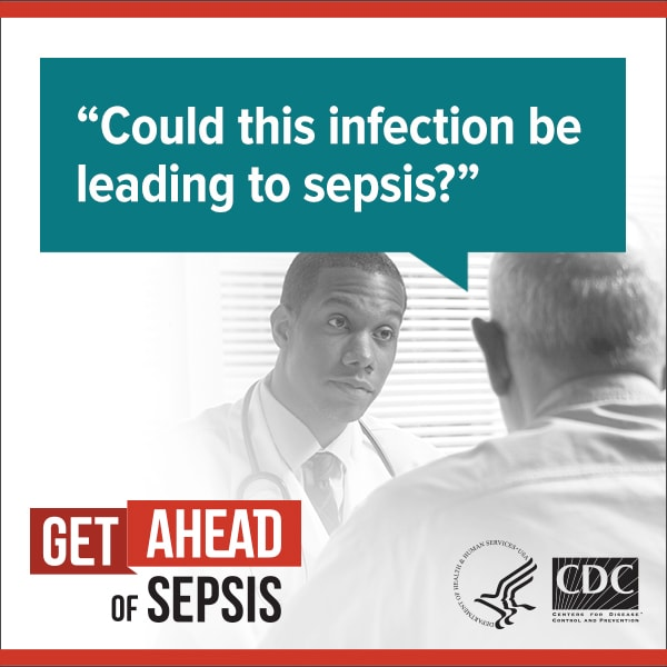 how sepsis can affect your family
