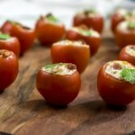 Spicy BLT Cherry Tomatoes