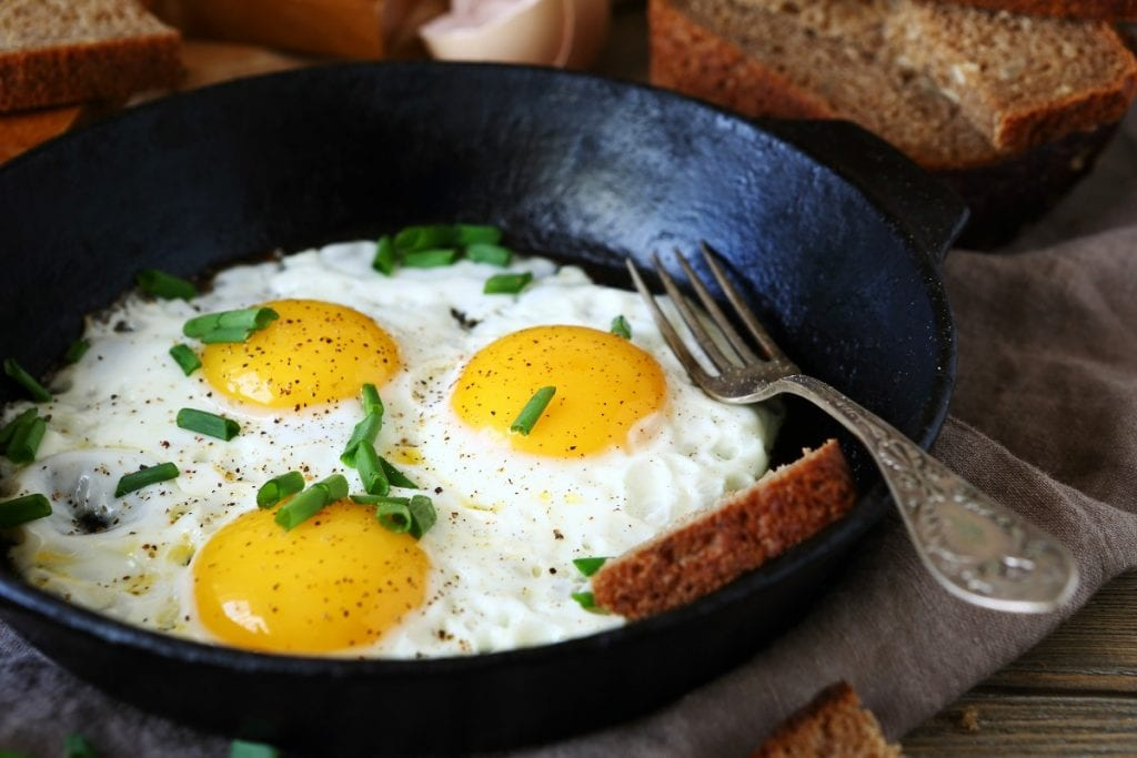 20 ways to eat eggs on Weight Watchers