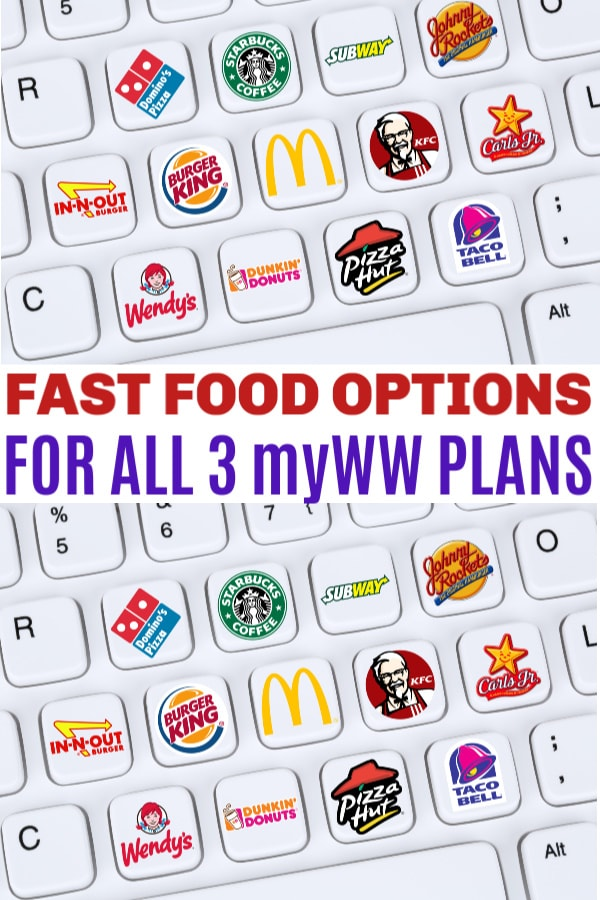 Best Fast Food Options for Weight Watchers