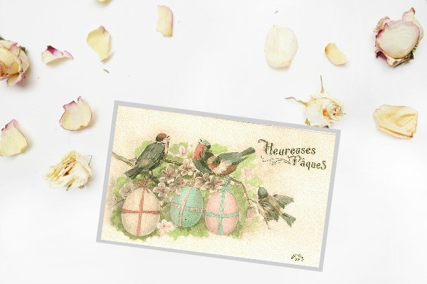 Easter project life cards