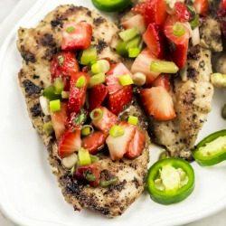 Weight Watchers grilled chicken recipe