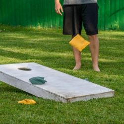 fun ideas for backyard games