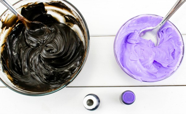 how to make galaxy cupcakes