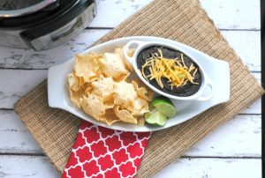Weight Watchers Instant Pot Black Bean Dip