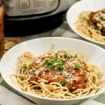 how to make homemade tomato sauce in the Instant Pot