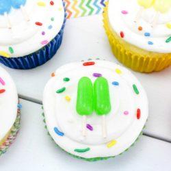 mini popsicle cupcake recipe