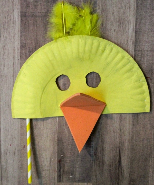 Paper Plate Mask Craft For Kids Life Is Sweeter By Design