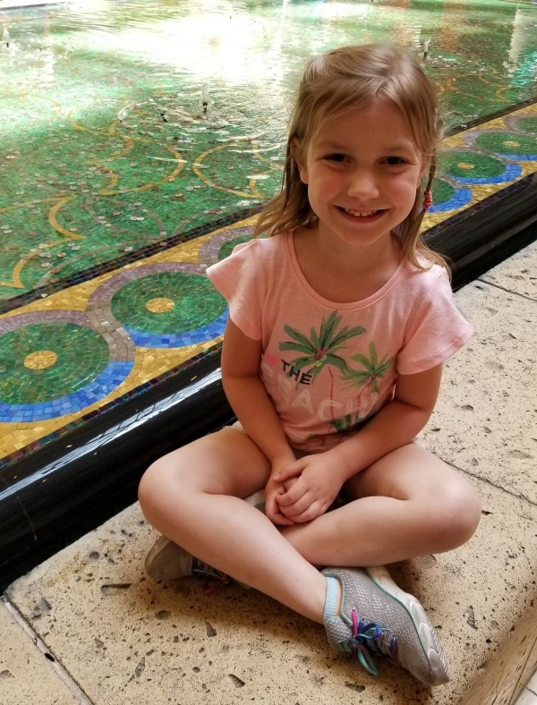 why take your kids to Las Vegas