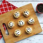 how to make healthy mini cheesecakes