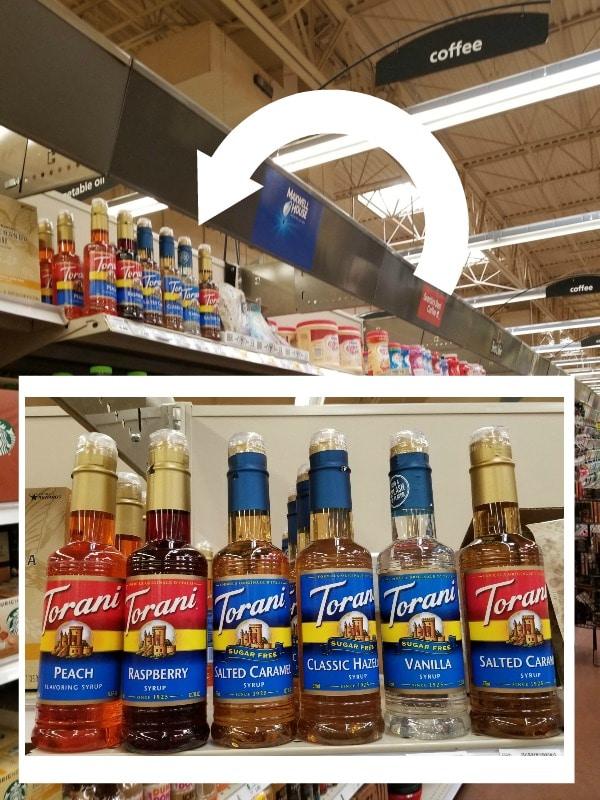 where to buy Torani syrup