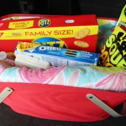 how to pack for a day of family fun
