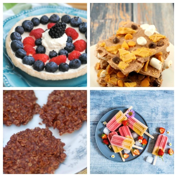 desserts for Weight Watchers Freestyle