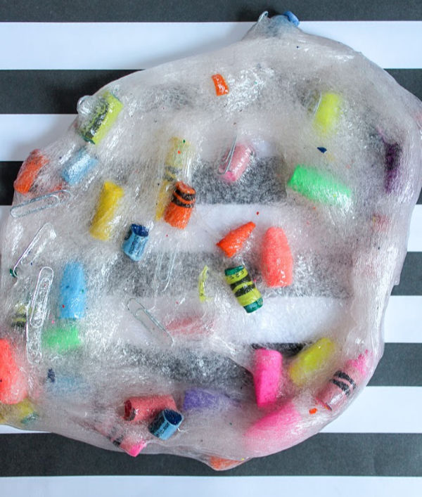 Borax Free Slime for Back to School