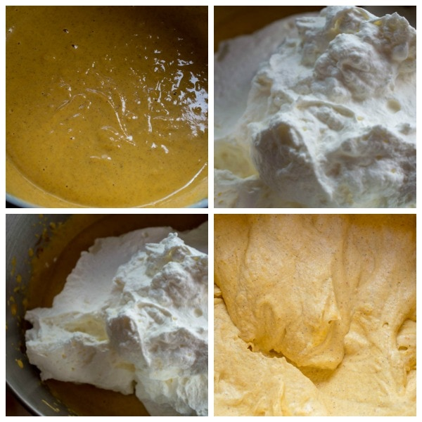 ingredients for pumpkin cheesecake ice cream