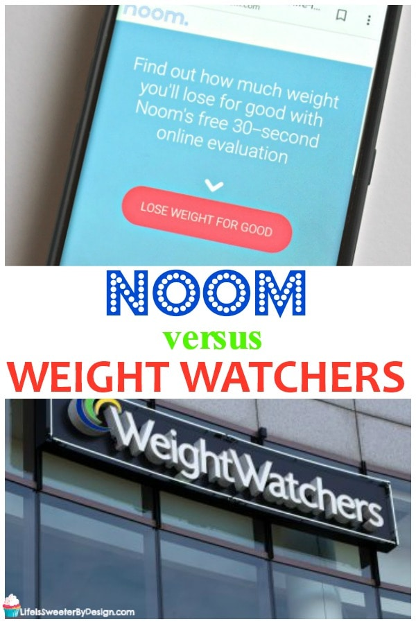 photo relating to Noom Food List Printable titled Noom vs Fat Watchers - Everyday living is Sweeter By way of Style