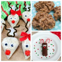 adorable reindeer snack ideas