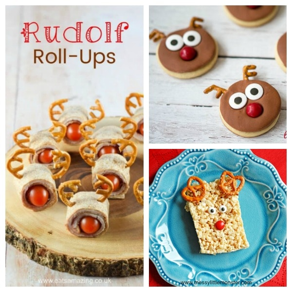 fun reindeer snacks