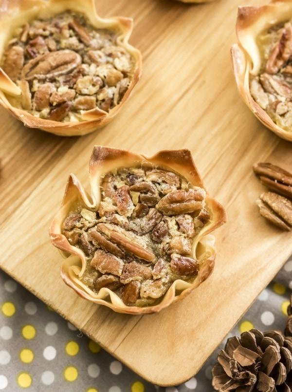 mini pecan pie recipe
