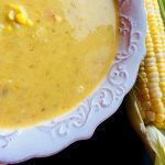 healthy corn chowder recipe