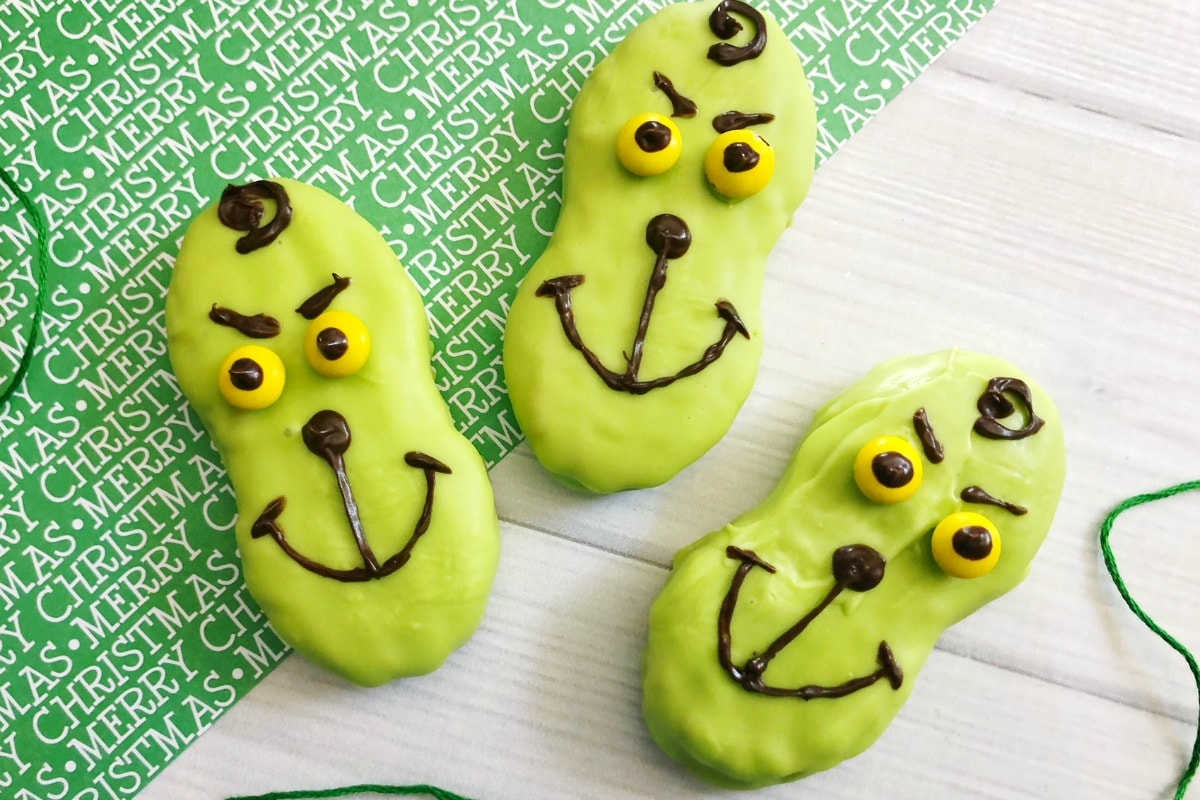 Grinch Cookies Life Is Sweeter By Design