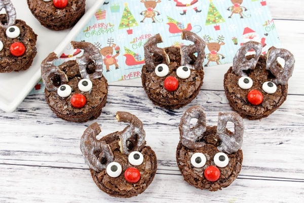 easy reindeer treats