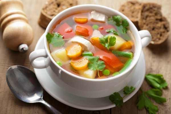 healthy soup recipes for Weight Watchers
