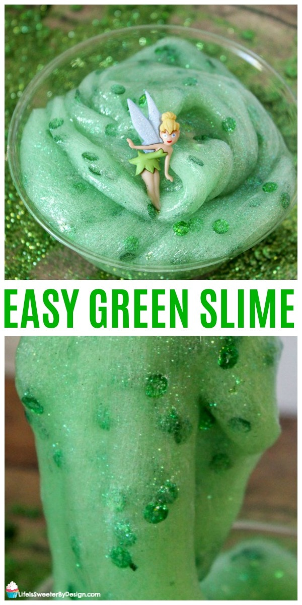 How to Make Green Slime