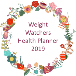 Weight Watchers Health Planner