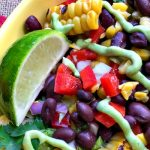 easy Weight Watchers Mexican Chopped Salad for Freestyle