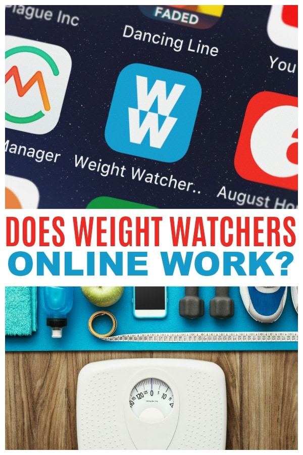 Does Weight Watchers Online Really Work?