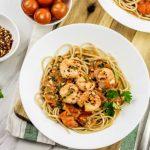 WW Shrimp Spaghetti