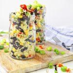 easy Southwest Couscous Salad