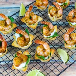 WW Cajun Shrimp Cups