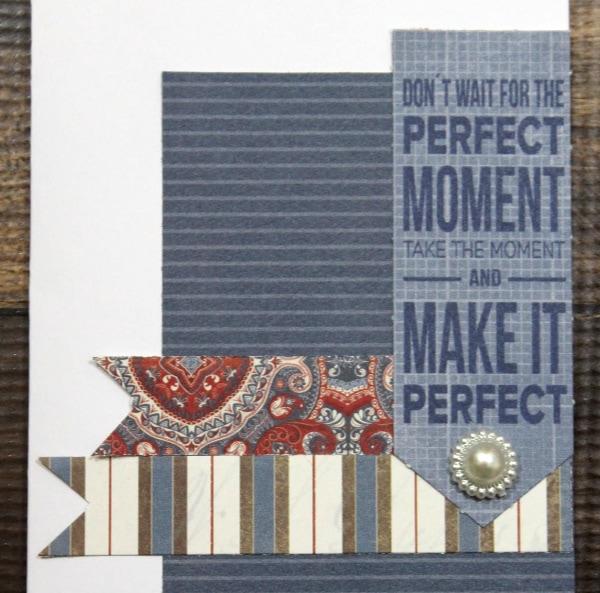 5 minute handmade graduation card