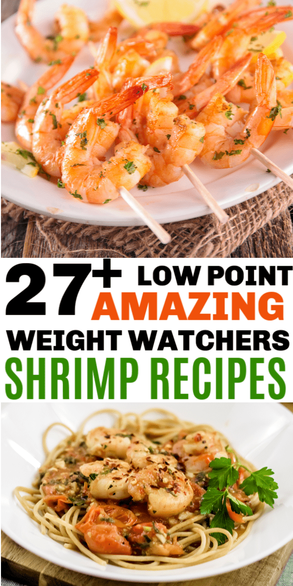 Weight Watchers shrimp recipes