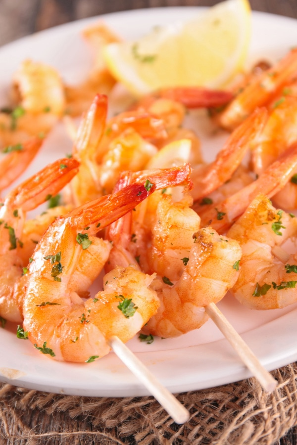 Weight Watchers Freestyle shrimp recipes