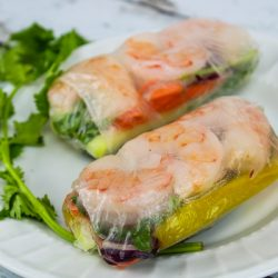 Weight Watchers Shrimp Summer Rolls
